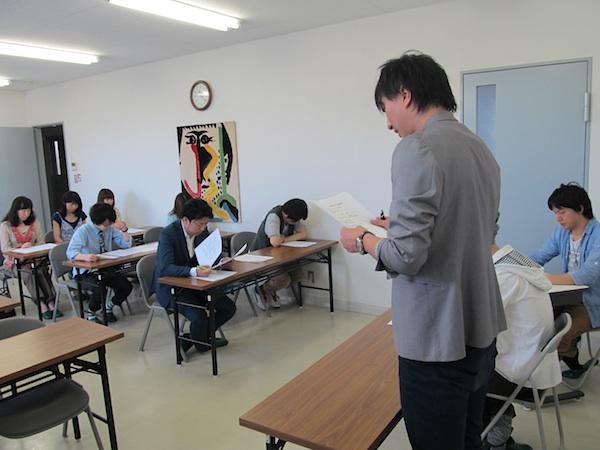 久保田副会長による平成25年度活動計画の説明